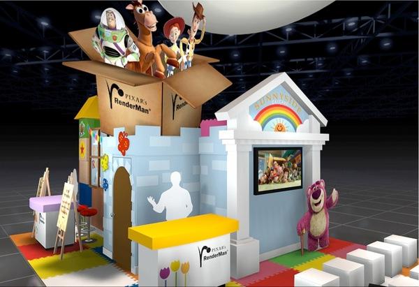 Pixar's RenderMan at SIGGRAPH 2010