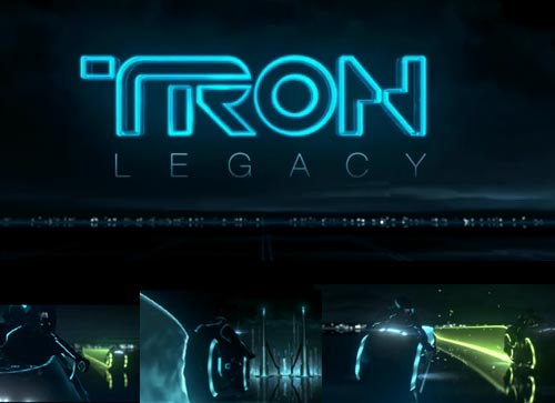 Tron: Legacy comes out on Dec. 17, 2010