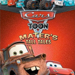 Cars Toon: Mater's Tall Tales coming to DVD/BD Nov. 2, 2010