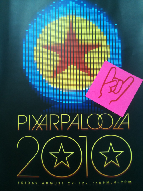 Pictures/Video From Pixarpalooza ll (Update)