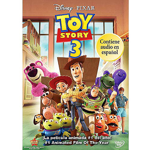Toy Story 3 in Spanish