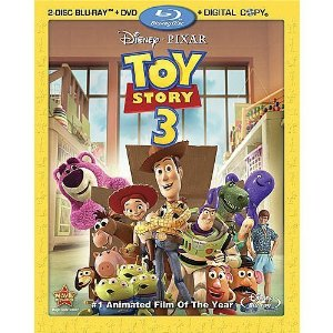 Toy Story 3 BD/DVD Set