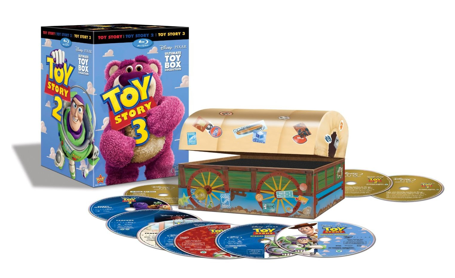 Toy Story Ultimate Toy Box Collection