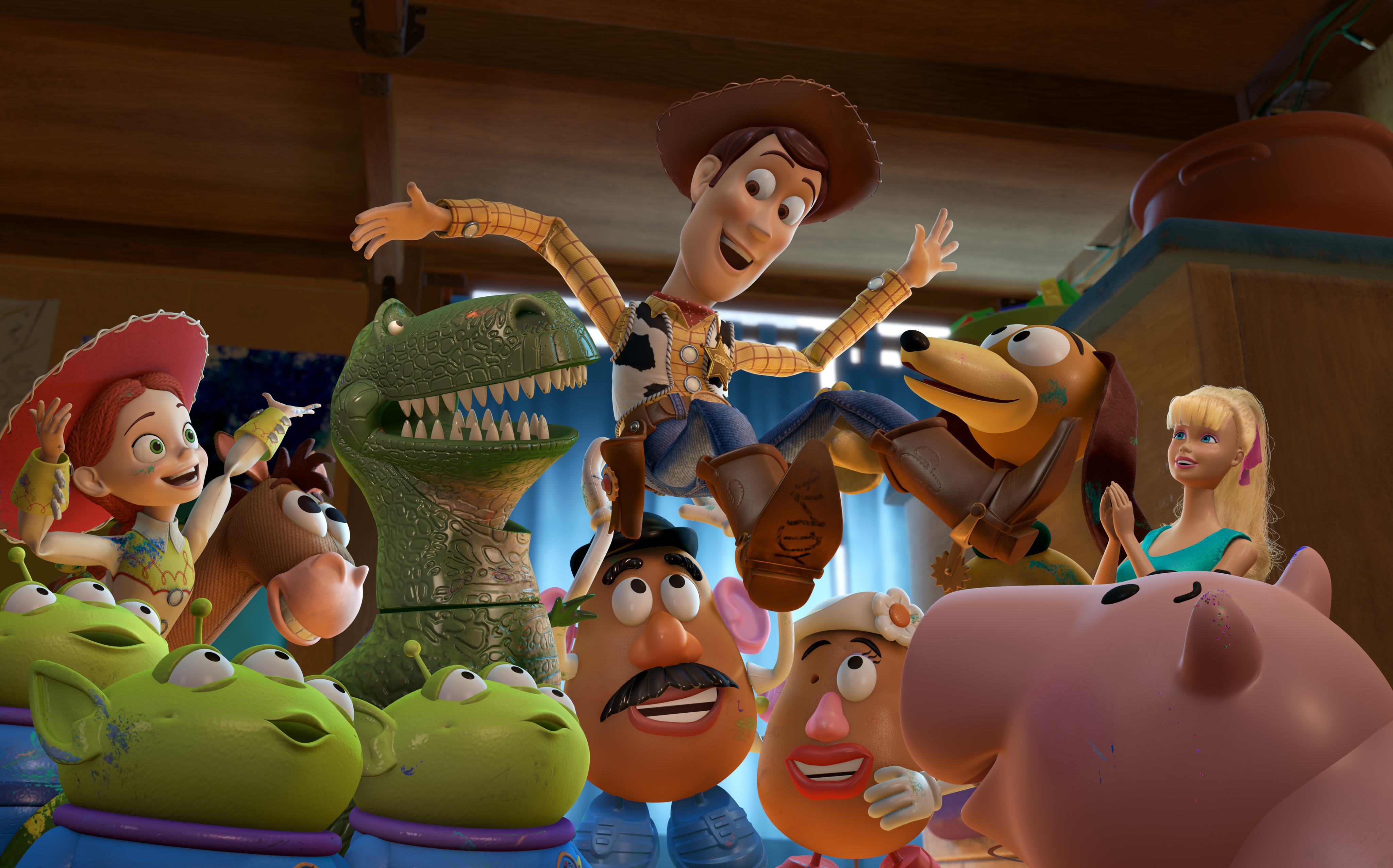 Why The Rumor That 'Toy Story 4' Is Coming In 2015 Must Be False