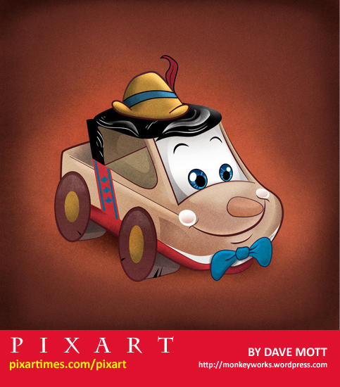 PixArt: Cars 2 Countdown – 2…