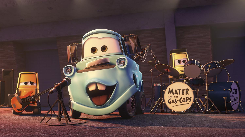 """Heavy Metal Mater"" Premieres October 8"
