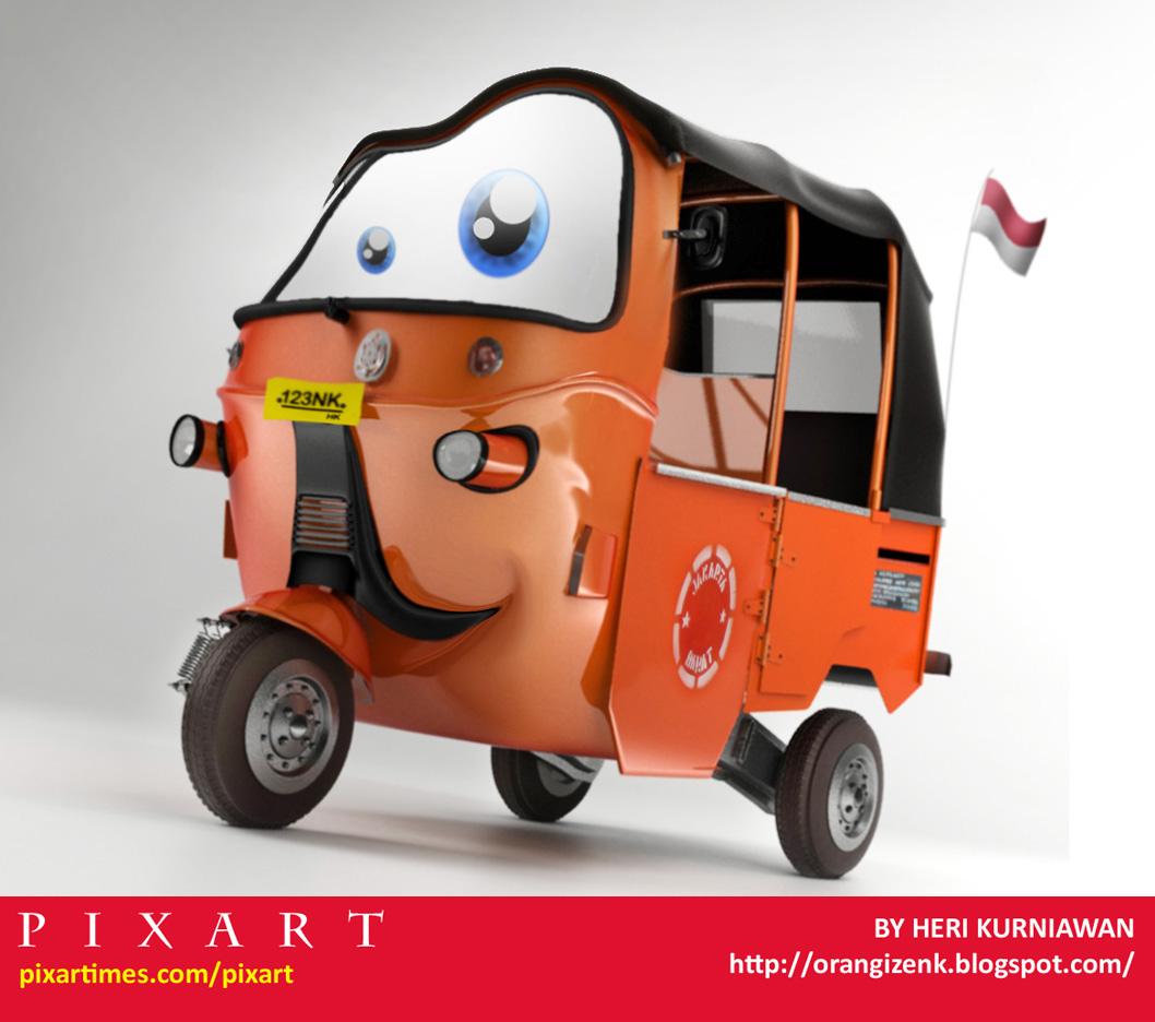 PixArt: Cars 2 Countdown – 1…