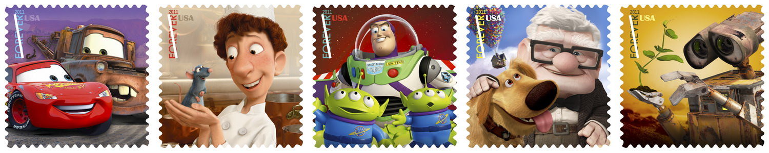 Disney Consumer Products To Showcase Pixar Stamps, Toy Story and Cars 2 Exclusives At D23