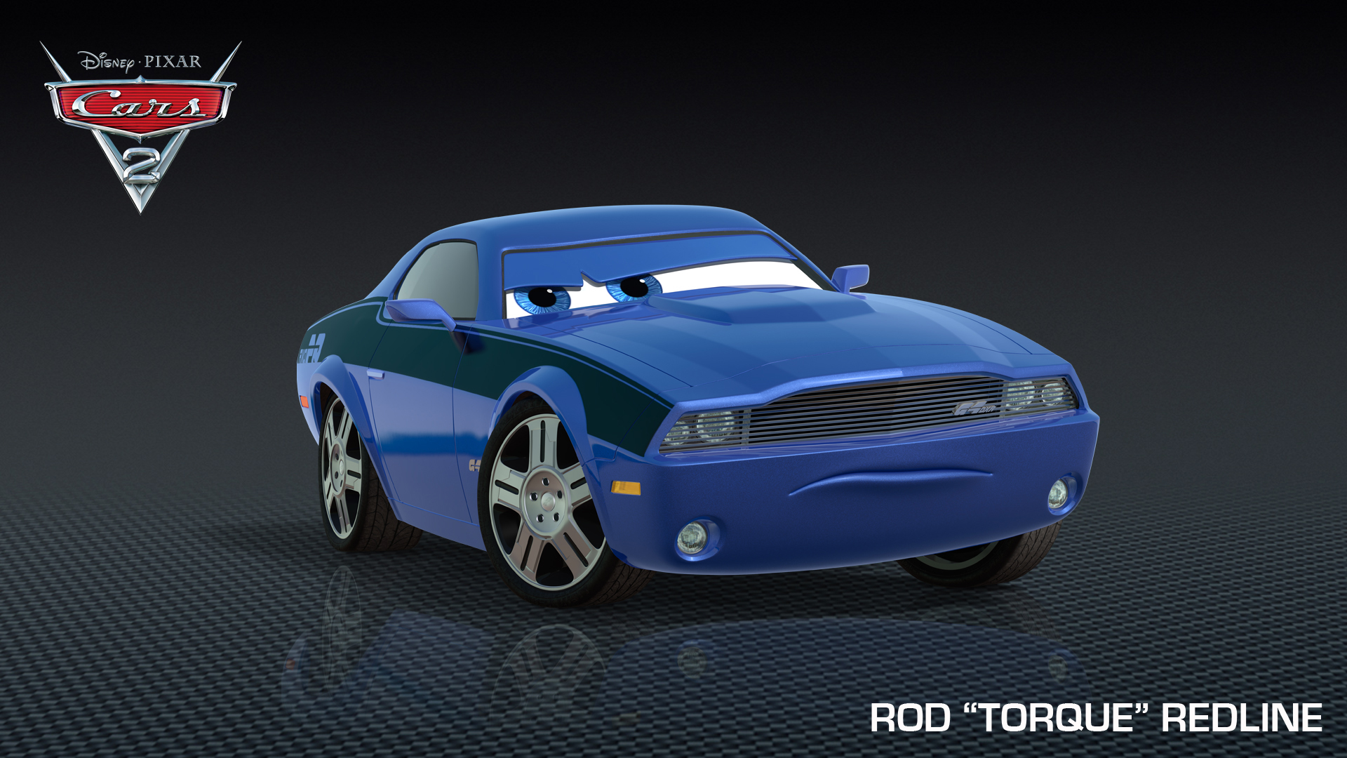 "Rod ""Torque"" Redline & Siddeley Drive/Fly Into Cars 2"