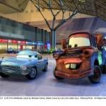 Cars 2 Still - Finn McMissile & Mater