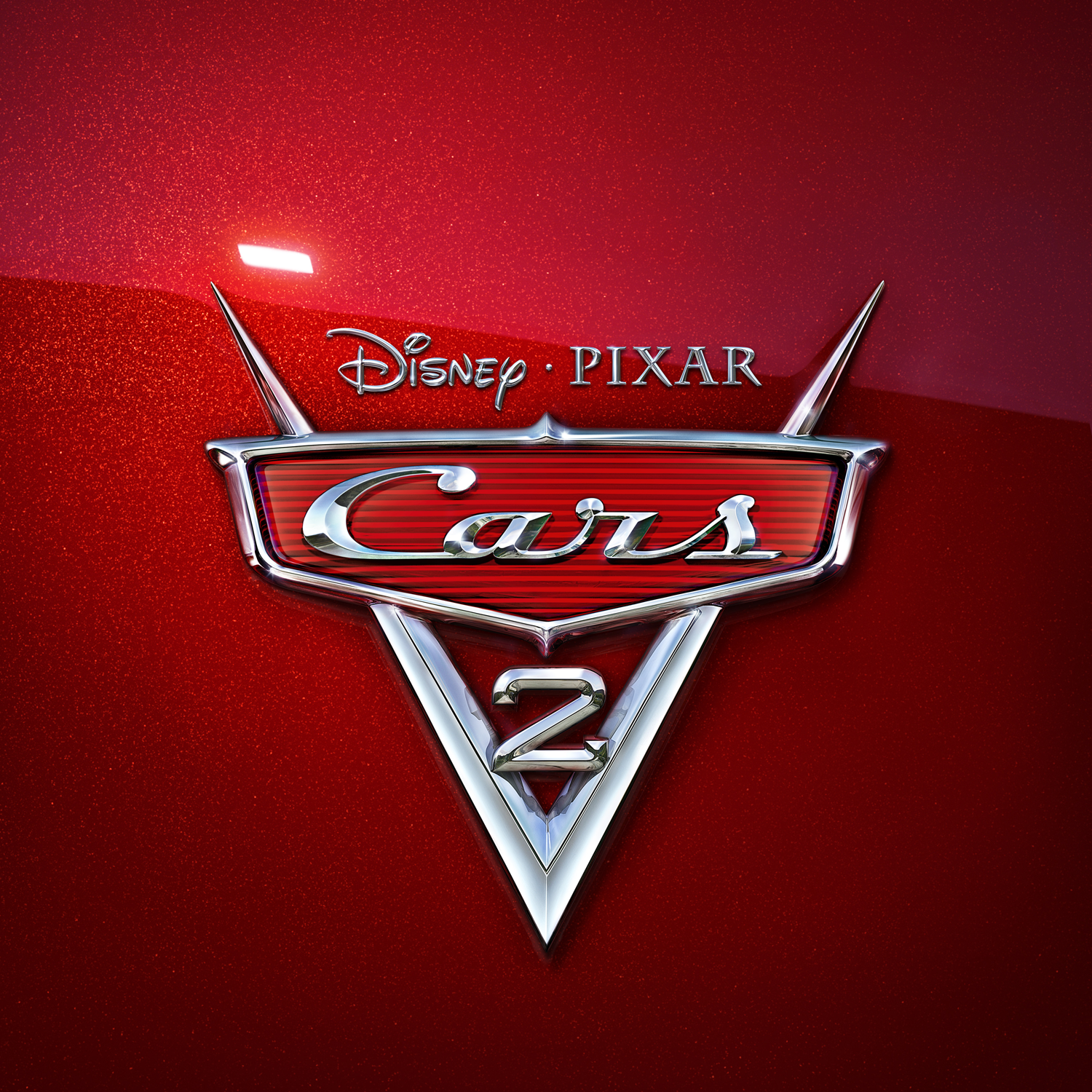 Cars 2 Updated Logo