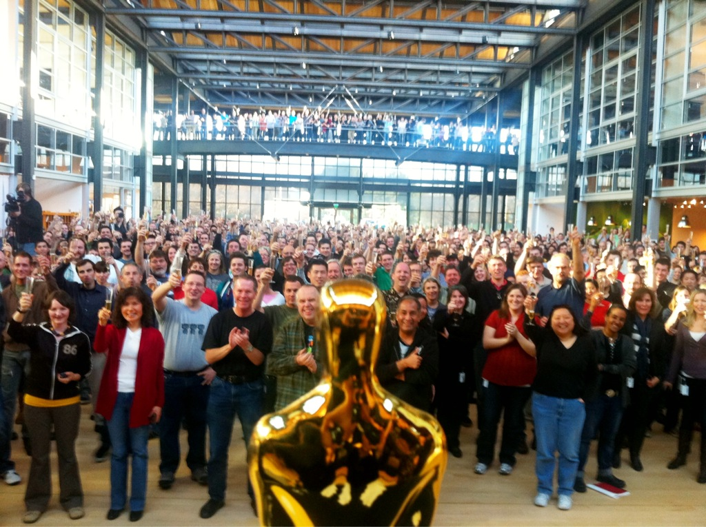 Lee Unkrich Brings Toy Story 3 Oscar Home To Pixar