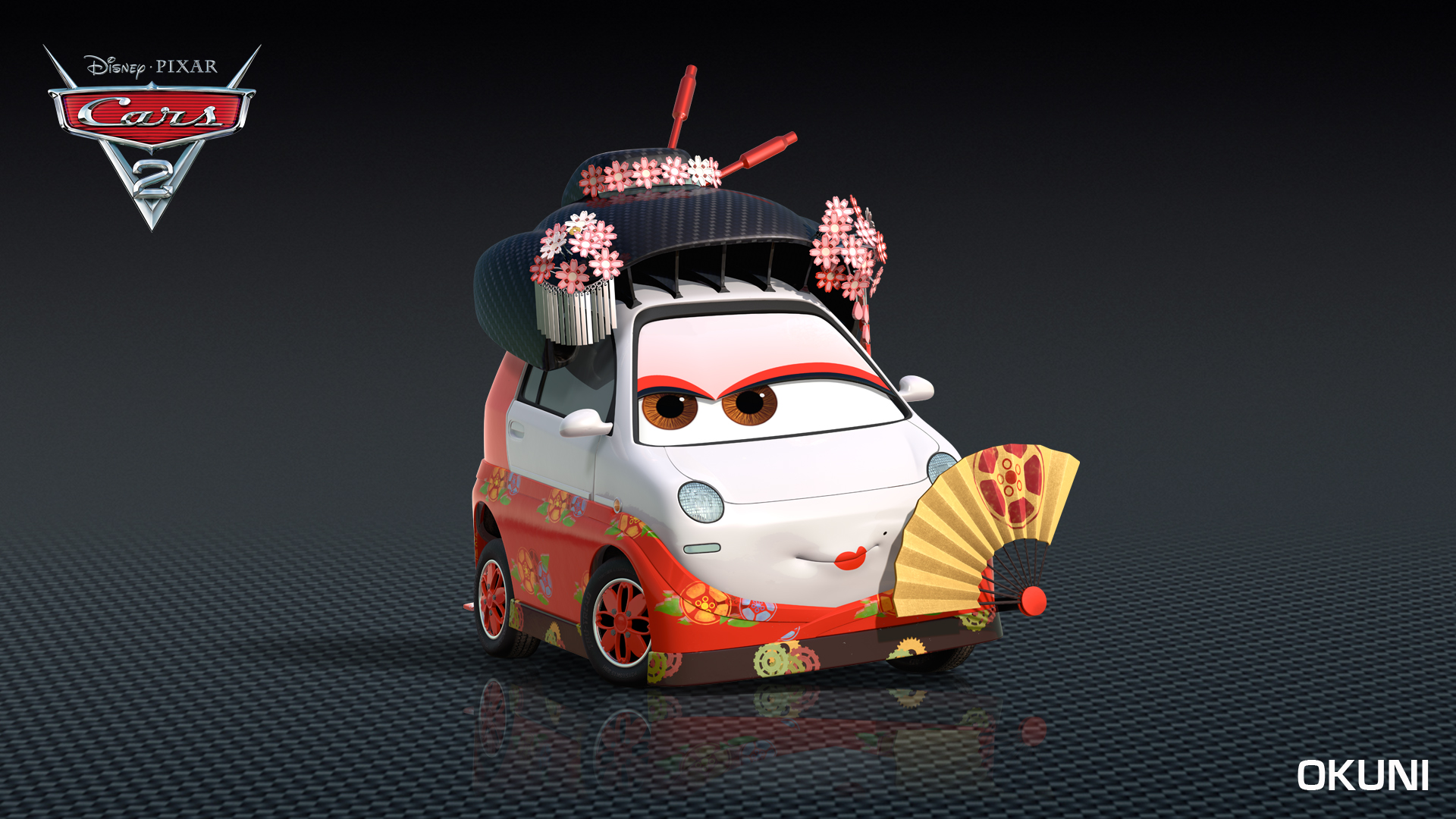 Cars  Characters Japanese Car