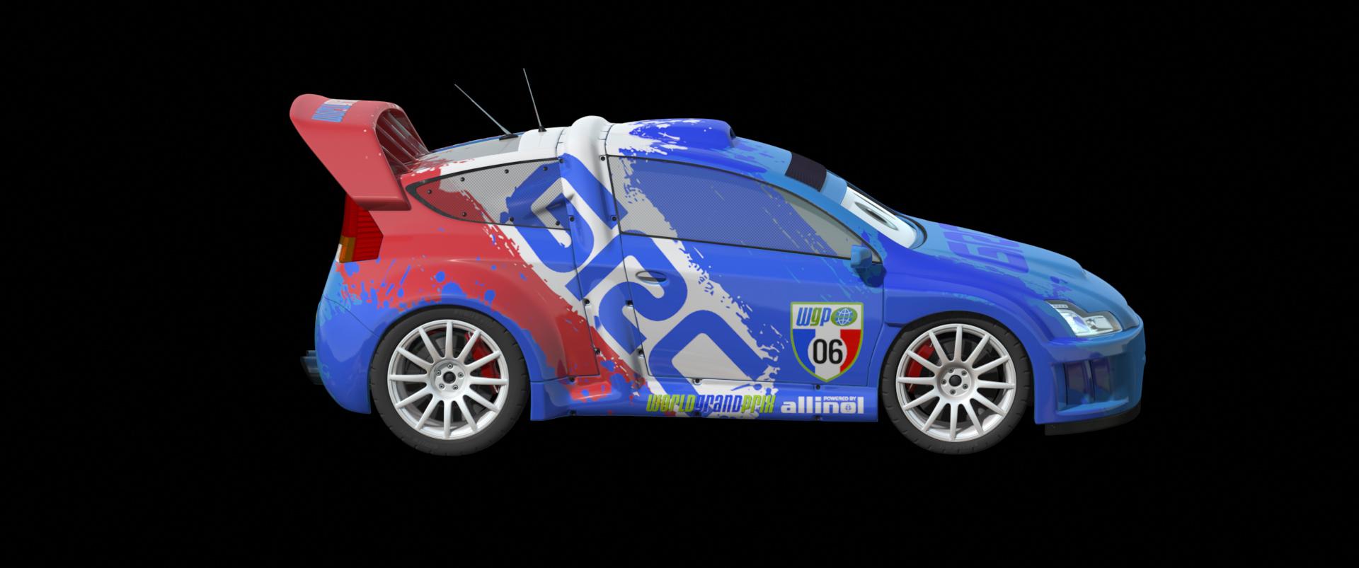 Cars 2 International Racers Line Up