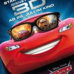 Cars 2 International 3D Poster