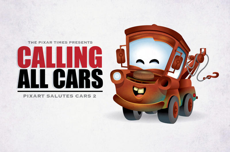 CARS 2 Tribute