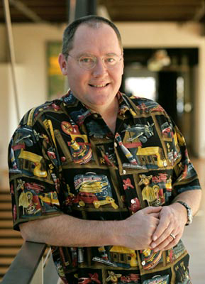 Video: A Day In The Life of John Lasseter
