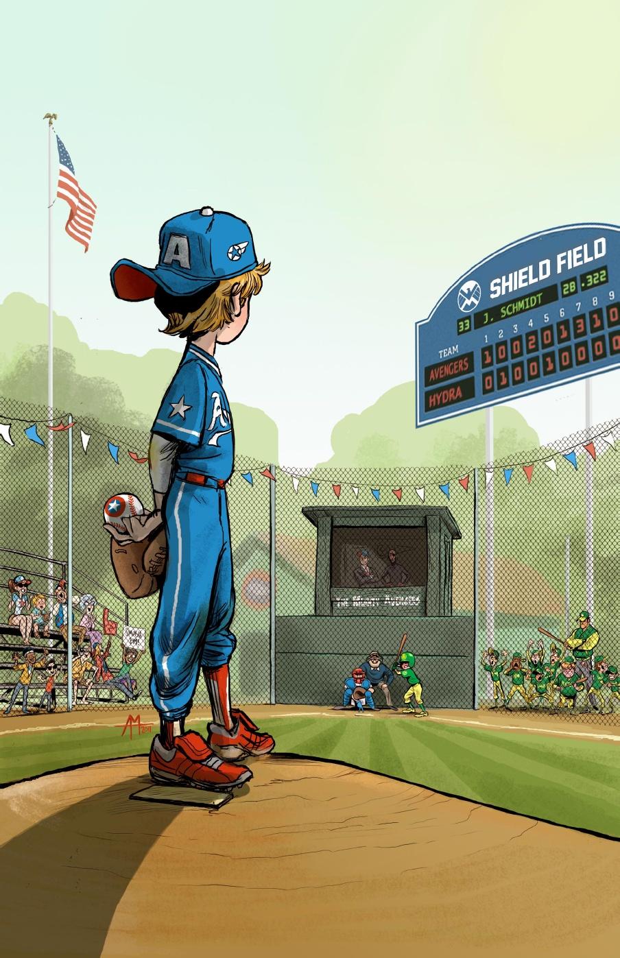 Pixar Story Artist & Animator Draw Covers For Marvel Comics