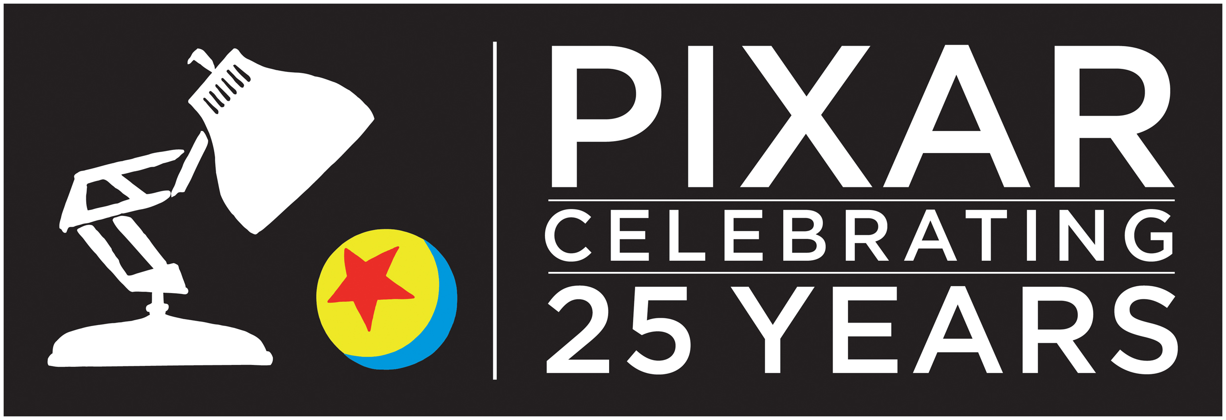 PIXAR 25 YEARS