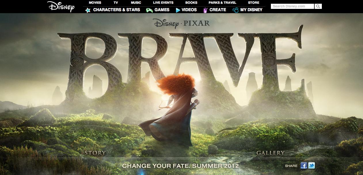 Brave Website