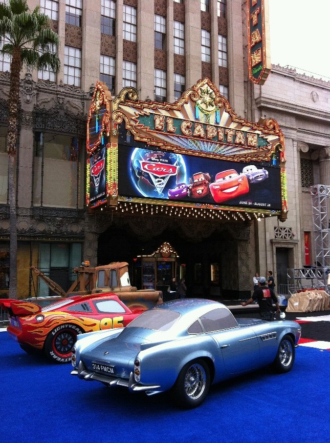 Cars 2 World Premiere