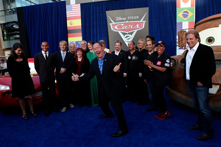Cars 2 World Premiere In Hollywood