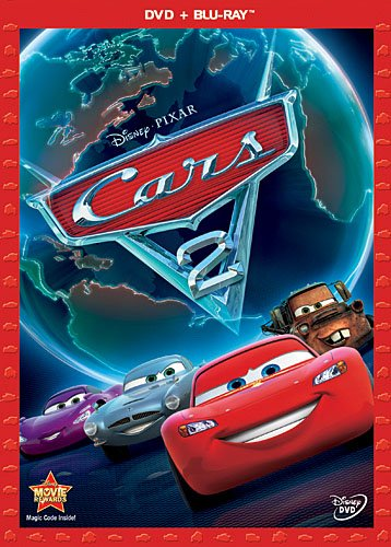 cars 2 blu ray sets available for pre order. Black Bedroom Furniture Sets. Home Design Ideas