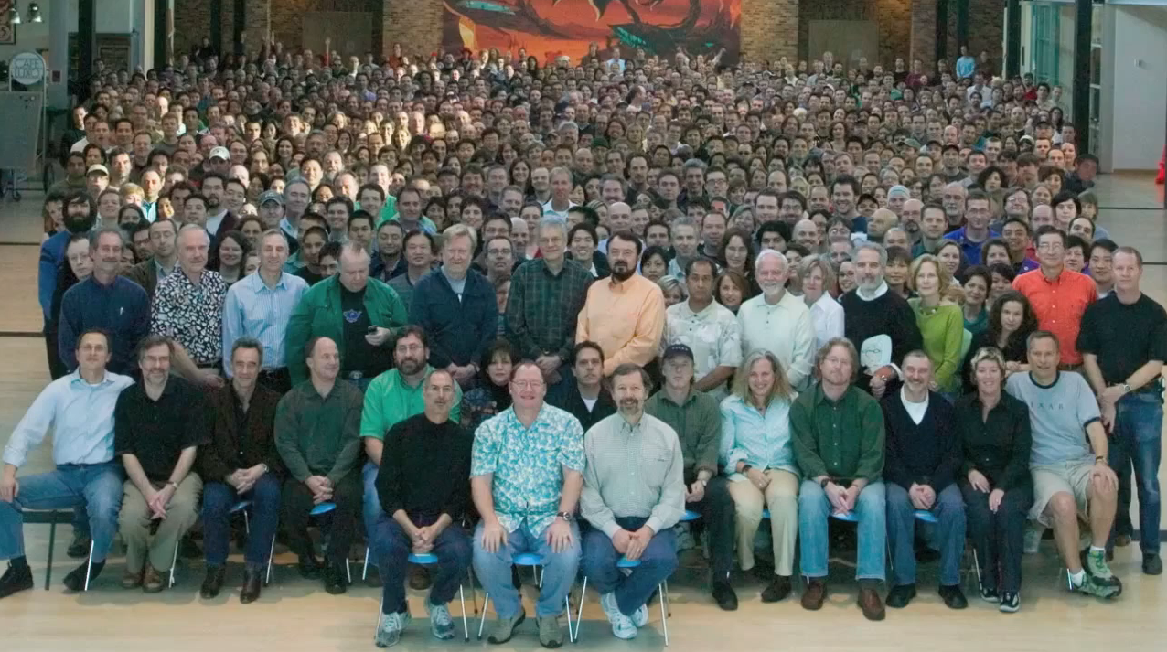 Pixar Employees