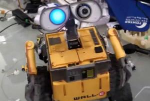 Real WALL-E