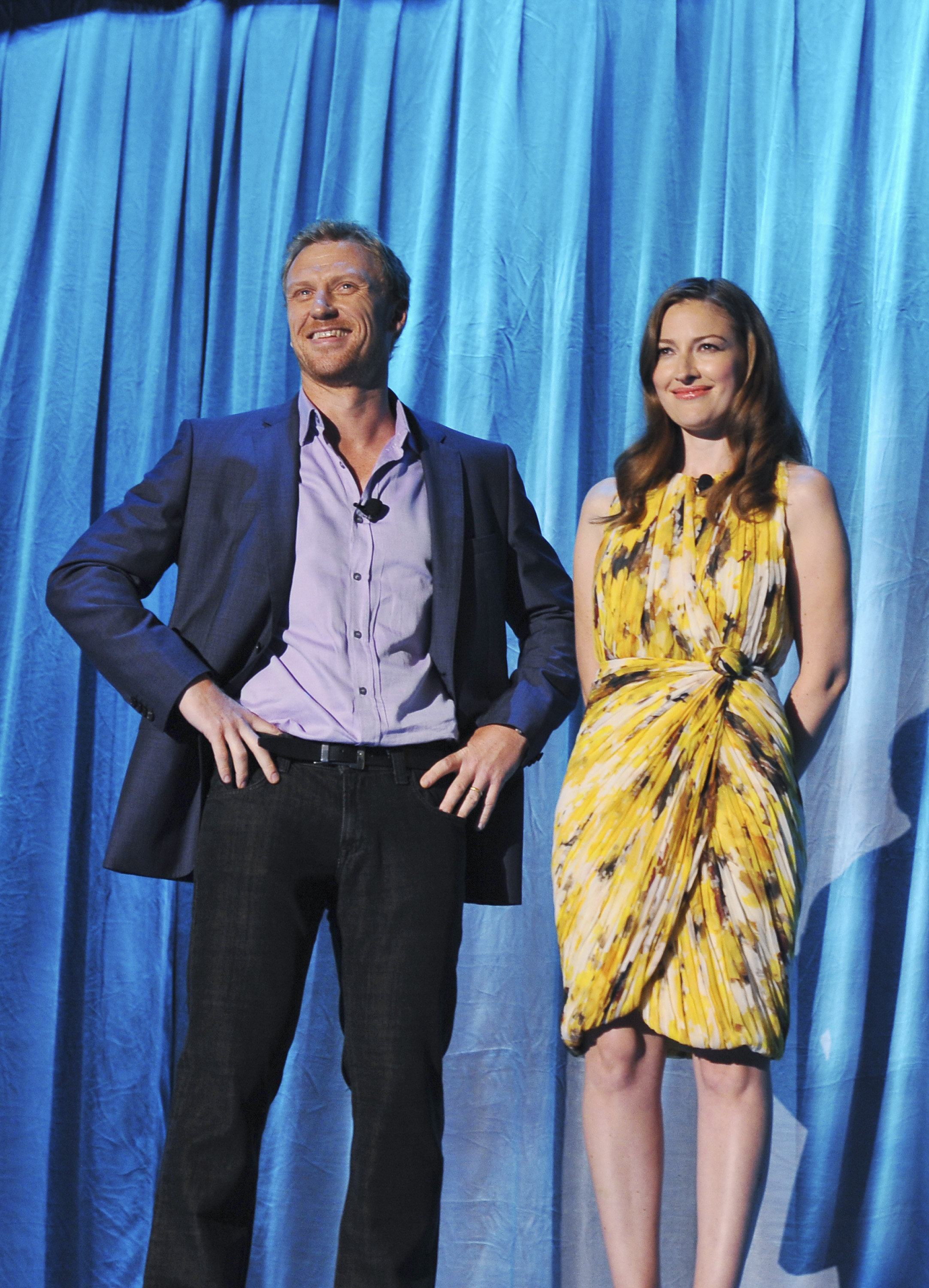 Kevin McKidd and Kelly Macdonald Discuss Voicing Characters In Brave