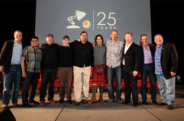 D23 2011: A Conversation With The Pixar Creative Team Panel (Update: Video Footage Added)