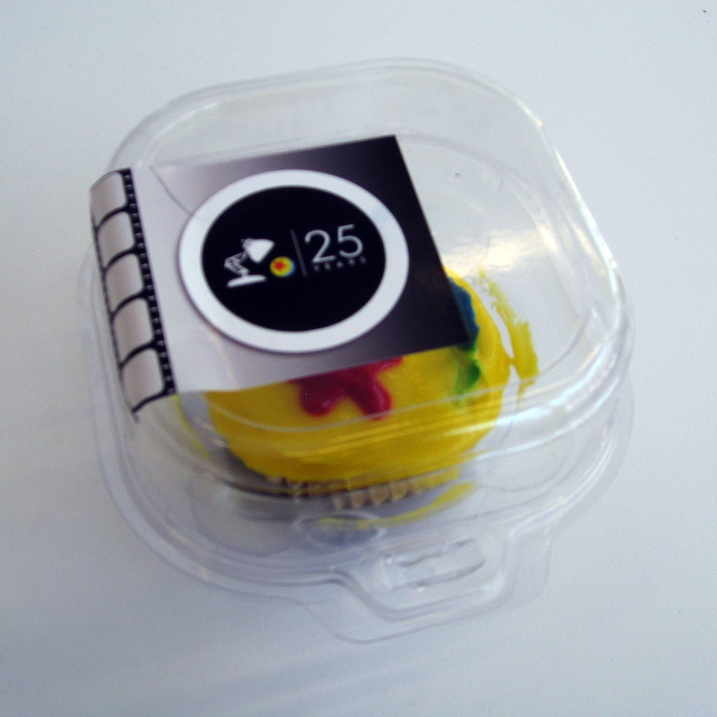 Pixar Cupcake