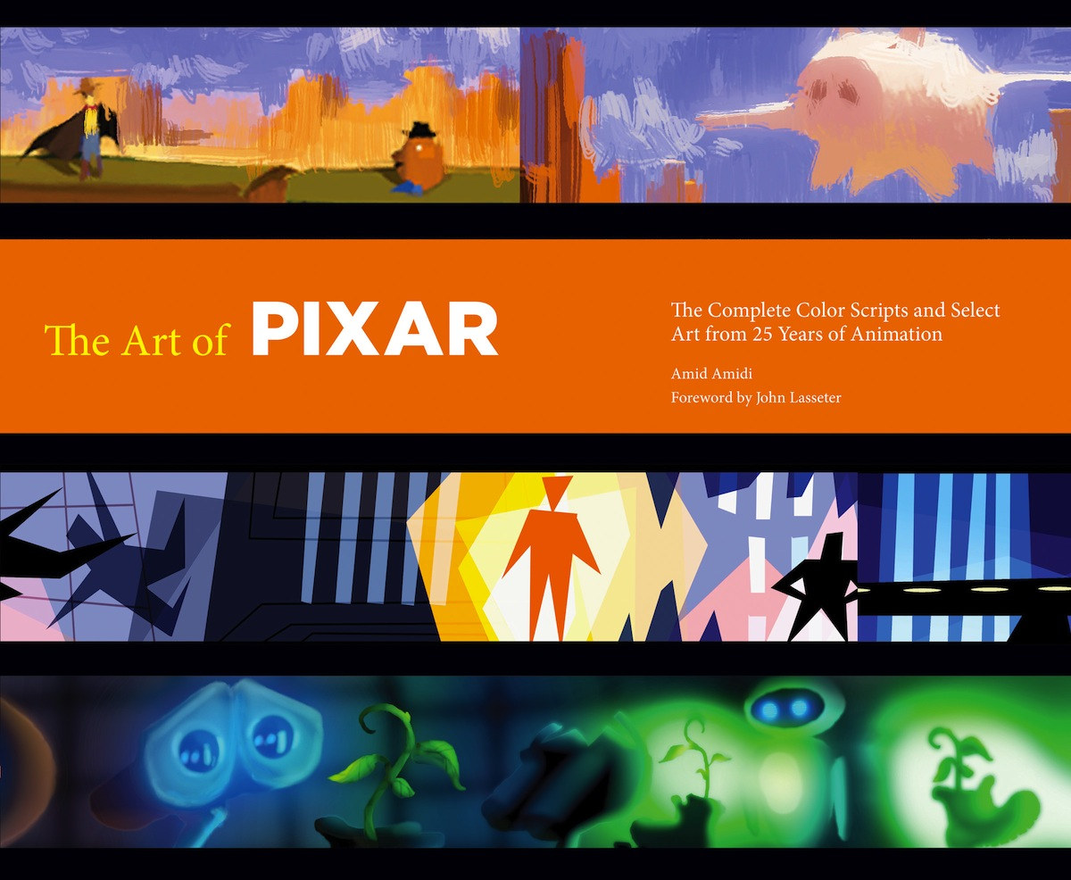 'The Art of Pixar' Showcases Colorscripts, Visual Development Art From Features & Shorts
