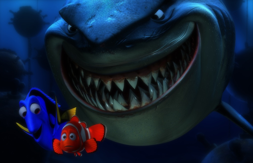 Awesome: Hilarious 'Finding Nemo 3D' No Talking PSA