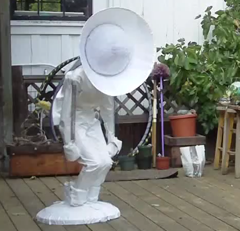 Awesome: Luxo, Jr. Costume