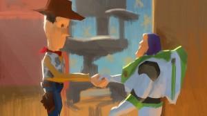Toy Story 3 Colorscript - Image 4