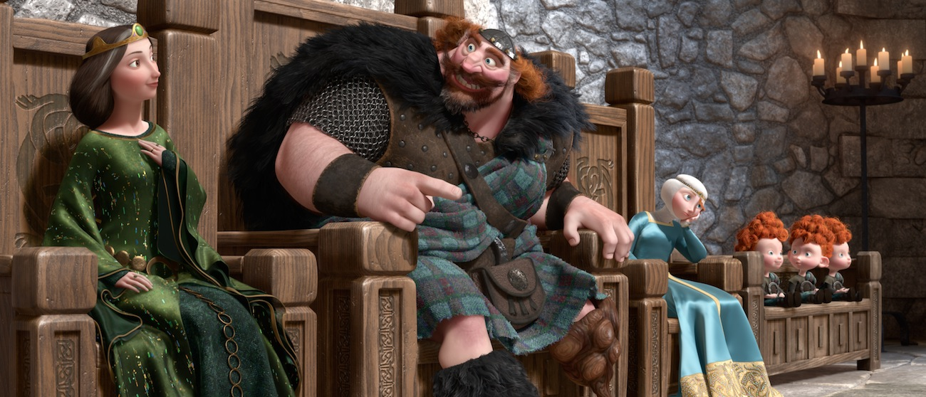 New 'Brave' Images Released, Trailer Hits Wednesday (Updated With New Stills)