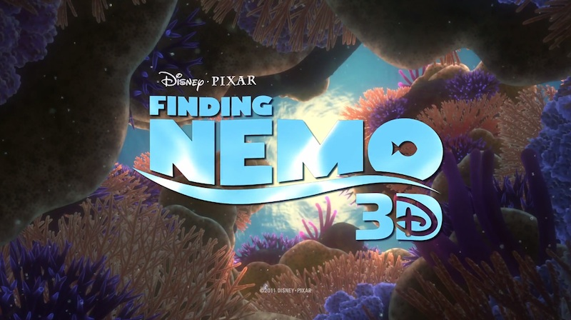 Watch: 'Finding Nemo 3D' Teaser Trailer