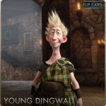 Brave Cards - Young Dingwall