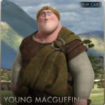 Brave Cards - Young MacGuffin