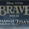 Brave Trailer Countdown