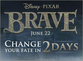 New 'Brave' Trailer Has Its Eyes Set On Thursday