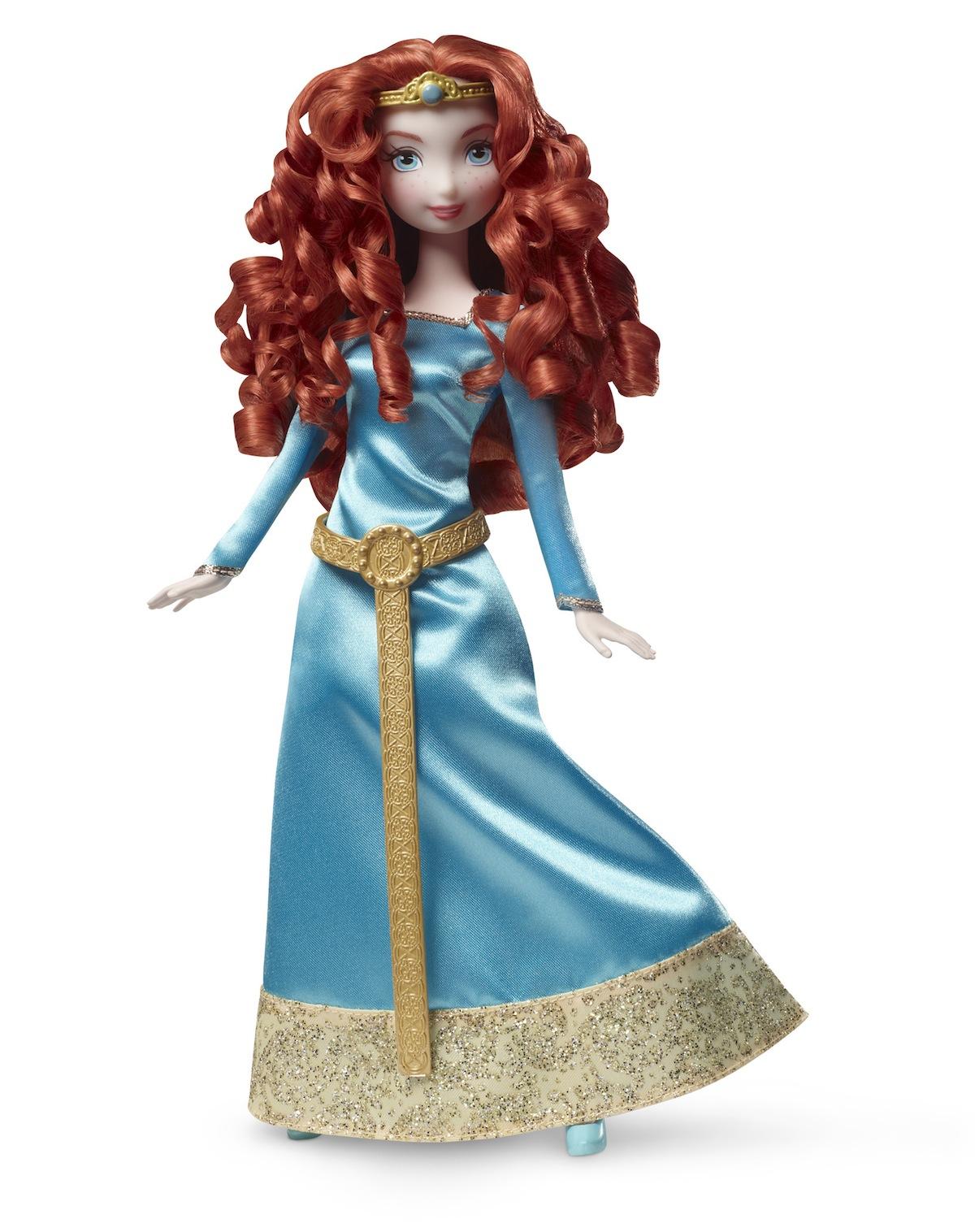 Disney Princess Toys : Toy fair 'brave merchandise