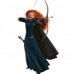 Brave Video Game - Merida