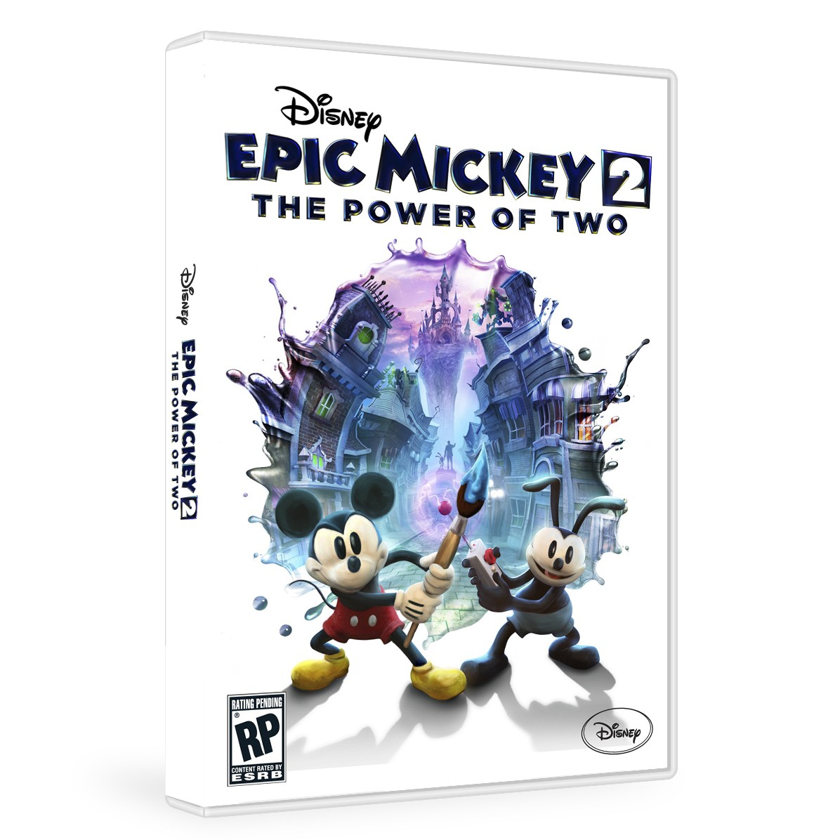 Watch: Opening Of 'Epic Mickey 2' Features Musical Number