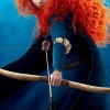 Brave Character Poster - Merida
