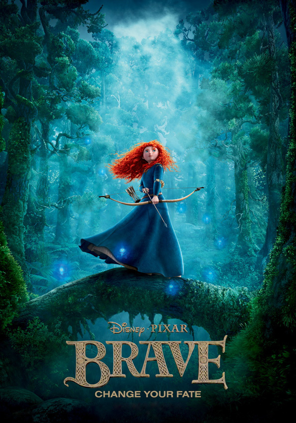 Close-Up: The Amazing Design of 'Brave' Characters