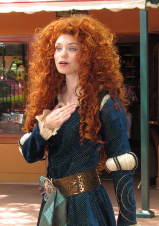 Merida at Epcot
