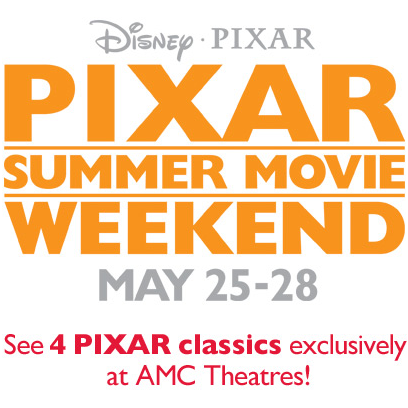 Pixar Summer Movie Weekend