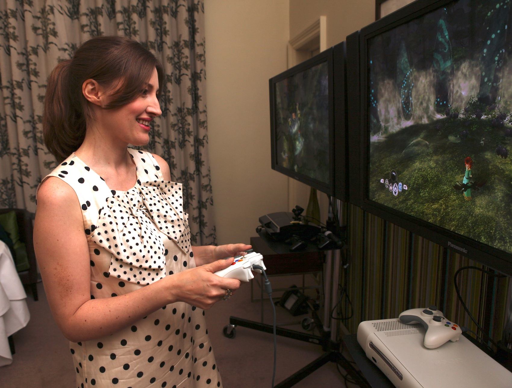 Actress Kelly Macdonald On Voicing Merida In 'Brave' And Its Video Game